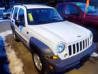2005 Jeep Liberty Sport 4WD 4d