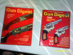 2 Vintage Gun Digest Catalogs Books 1975 and 1989