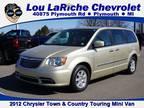 2012 Chrysler town & country, 116K miles