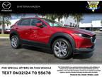 2020 Soul Red Crystal Metallic Mazda CX-30