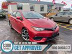 2016 Scion iM CAM GAS SAVER