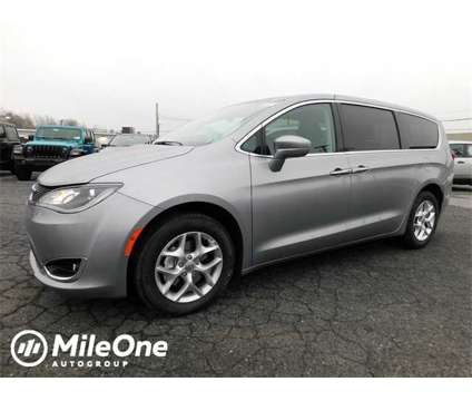 2020 Chrysler Pacifica Touring is a Silver 2020 Chrysler Pacifica Touring Car for Sale in Parkville MD