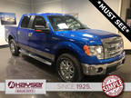 2013 Ford F-150 Blue, 75K miles