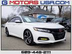 2018 Honda Accord Sport 2.0T 10A SEDAN 4-DR