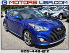 2013 Hyundai Veloster Turbo COUPE 2-DR