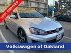 2016 Volkswagen Golf GTI Silver, 39K miles
