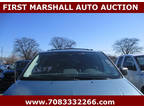 2008 Blue Chrysler Town & Country