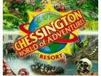 2× Chessington Tickets Saturday 1st August 2020