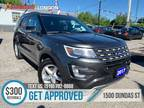 2017 Ford Explorer XLT 7PASS LEATHER ROOF 4X4