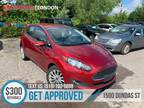 2014 Ford Fiesta HB SE CAR LOANS APPROVED
