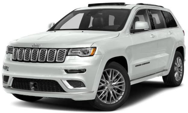 New 2020 Jeep Grand Cherokee 4x4