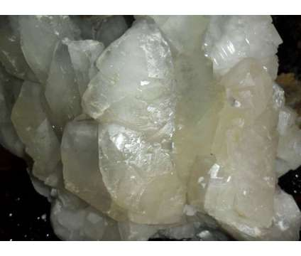 Exceptional and Beautiful Huge Green Calcite Cluster is a Green Collectibles for Sale in New York NY