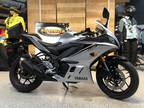 2020 Yamaha YZF-R3 Motorcycle for Sale