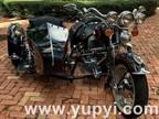 1998 Harley-Davidson Softail Heritage with Matching Liberty Sidecar