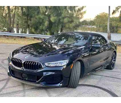 2019 BMW 8 Series for sale is a Black 2019 BMW 8-Series Car for Sale in Davie FL