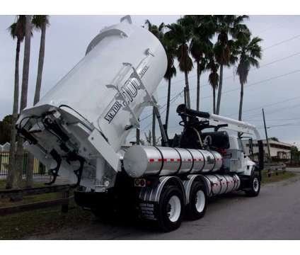 2006 International 7400 VACTOR VACUUM/JETTER COMBO is a 2006 Other Commercial Truck in Miami FL