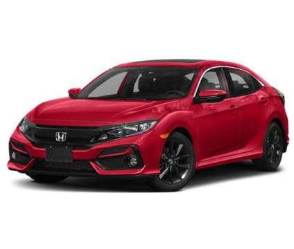 2020 Honda Civic Hatchback EX-L is a Blue 2020 Honda Civic Hatchback in Saratoga Springs NY