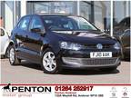 Volkswagen Polo 1.4 SE 5dr LOW MILEAGE - AIR-CON - AUTO 2010, 45000 miles