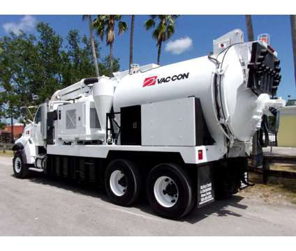 2006 Sterling LT8500 VacCon VACUUM/JETTER COMBO is a 2006 Thunder Mountain Sterling Other Commercial Truck in Miami Beach FL