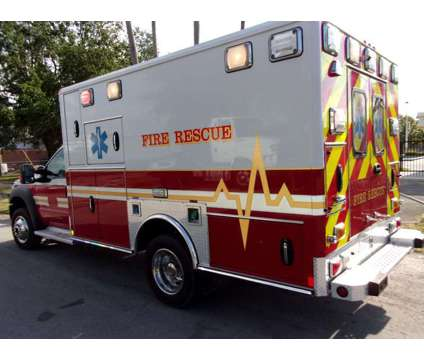 2013 Ford F-450 SD 4X4 Emergency Paramedic Fire Rescue Ambulance is a 2013 Ford F-450 Other Commercial Truck in Miami FL