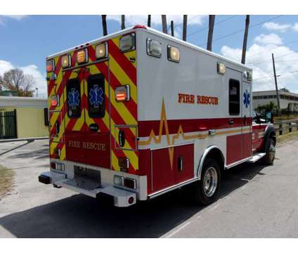 2011 Ford F-450 Wheeled Coach Emergency Paramedic Fire Rescue Ambulance is a 2011 Ford F-450 Other Commercial Truck in Miami FL