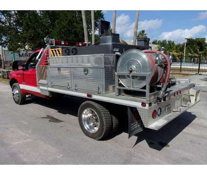2004 Ford F-550 4x4 Brush Quick Attack Truck is a 2004 Ford F-550 Other Commercial Truck in Miami FL