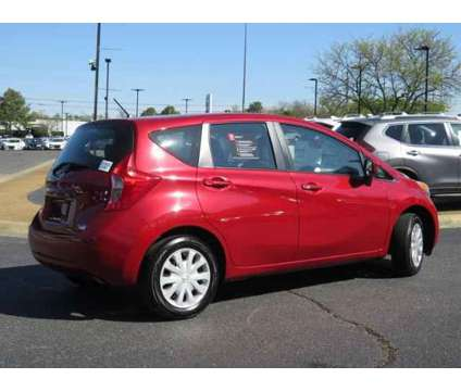 Used 2015 Nissan Versa Note 5dr HB CVT 1.6 is a Red 2015 Nissan Versa Note Car for Sale in Midlothian VA