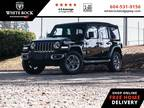2018 Jeep Wrangler Unlimited Sahara 4x4 - Trailer Tow