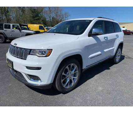 2020 Jeep Grand Cherokee Summit is a White 2020 Jeep grand cherokee Summit Car for Sale in Mendon MA