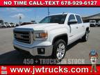 2015 GMC Sierra 1500 Pick-Up Trucks 2WD