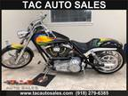 2003 Arlen Ness S&S 124 CI Motor Cycle