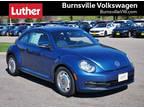 2016 Volkswagen Beetle Blue, 20K miles