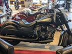 2019 Indian Motorcycle® Chief Dark Horse® Thunder Black Smoke Motorcycle for