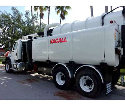 2009 Freightliner M2 Vacall VACUUM/JETTER COMBO is a 2009 Other Commercial Truck in Miami FL