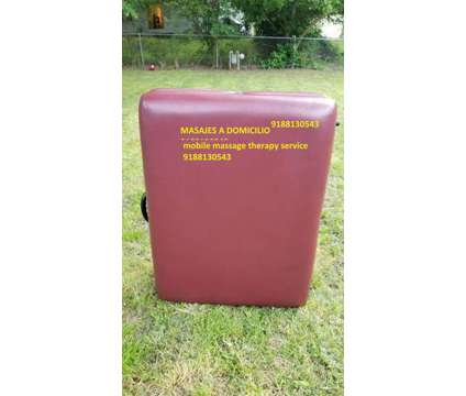 Mobile Masage Therapy Table is a Health & Beauty Products for Sale in Broken Arrow OK