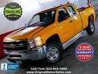 2012 Chevrolet 2500 Yellow, 21