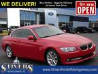2013 BMW 3-Series Red, 58K mil