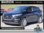 2019 Hyundai Tucson Black, 40K