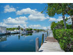 Plantation Key Two BR Three BA, Rare half duplex in Venetian Shores.