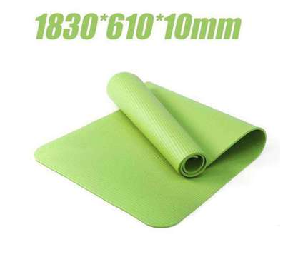 10mm yoga mats is a Exercise Equipment for Sale in Yuba City CA