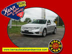 2011 Ford Fusion Silver, 126K miles