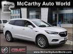 2020 Buick Enclave White
