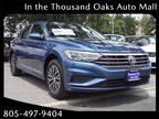 2020 Volkswagen Jetta Blue