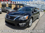 2015 Black Nissan Altima