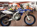 2019 Yamaha WR450F Motorcycle for Sale