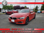2015 Melbourne Red Metallic BMW 3 Series