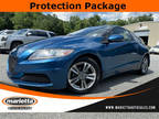 2013 North Shore Blue Pearl Honda CR-Z