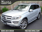 2013 SILVER ON ASH NAV THIRD ROW DRIVER ASSIST BLUETOOTH Mercedes-Benz GL-Class