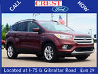 2018 Ford Escape Red, 21K miles