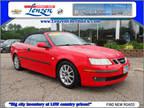 2004 Saab 9-3 Red, 134K miles